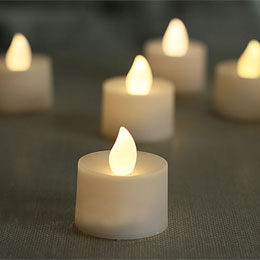 flameless light