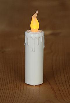 Super Bright Flameless Mini Led Taper Candle 4 Inch