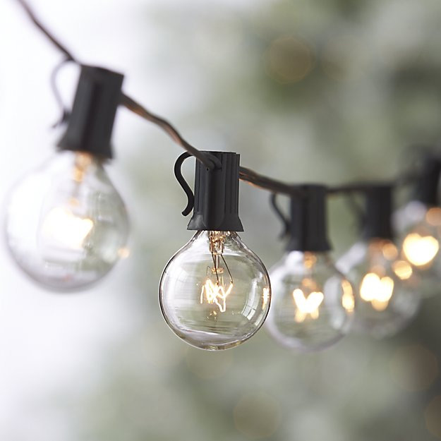 Cafe String Lights Battery Operated : Cafe Style String Light Set - 10 Lights 10.8 Feet - End To End Connection - Buy Now