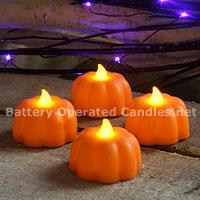 Halloween Amp Fall Decor Safe Amp Flameless Battery