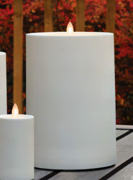 Outdoor Flameless Candles Safe, Outdoor Flameless Candles With Remote