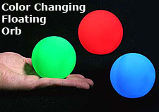 Color Changing Orbs