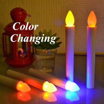 Color Select Plus Color Changing Hand Held 6 Inch Led