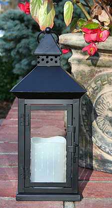 Battery Operated Led Candle Lantern Batteries Included 5