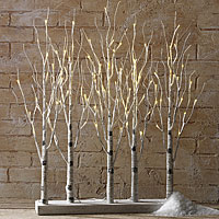 Battery Operated Candles Lighted Branches Amp Sprays