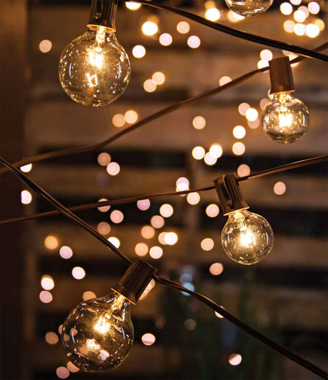 Battery string lights outdoor outdoor designs outdoor battery operated fairy lights lighting ideas aloadofball Images