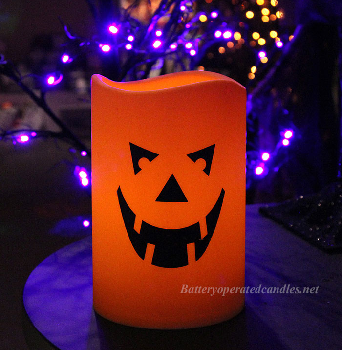 Outdoor Flameless Candle Lantern With Timer - Meideas