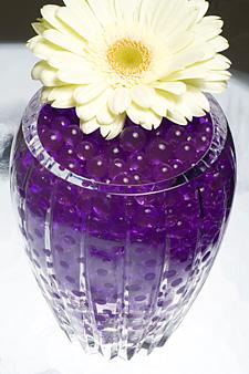 250 Gram Bulk Pack Purple Water To Beads