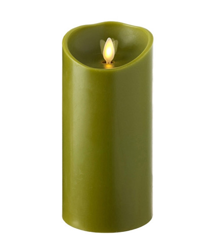 Flame Sage Candle Battery Operated