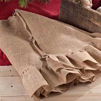 72 Inch Christmas Tree Skirt