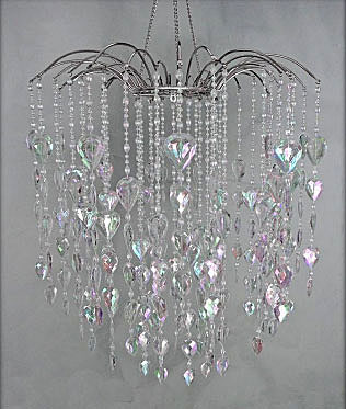 Crystal waterfall hanging chandelier buy now crystal waterfall hanging chandelier aloadofball Gallery