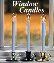 Cordless Lighted Christmas Wreaths